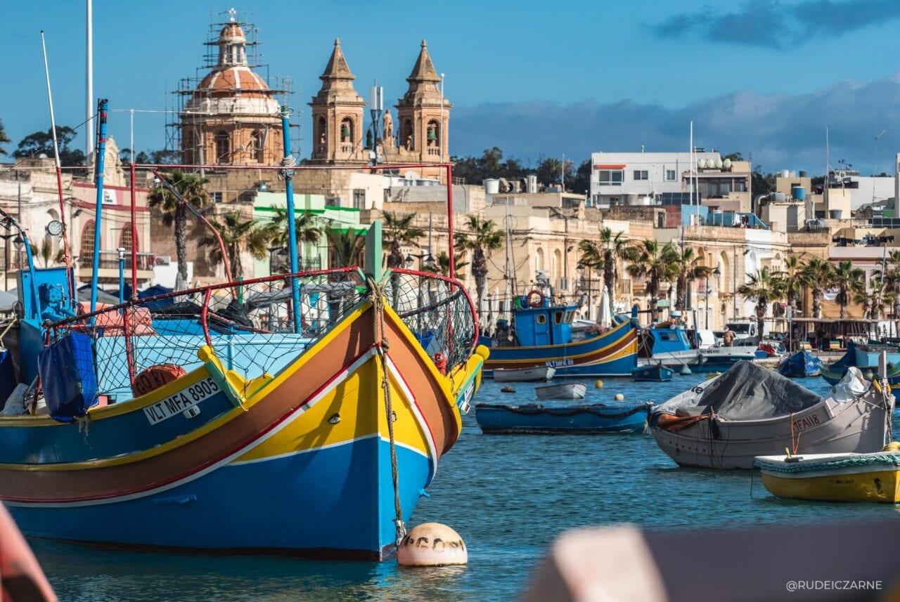 wioska-rybacka-Marsaxlokk