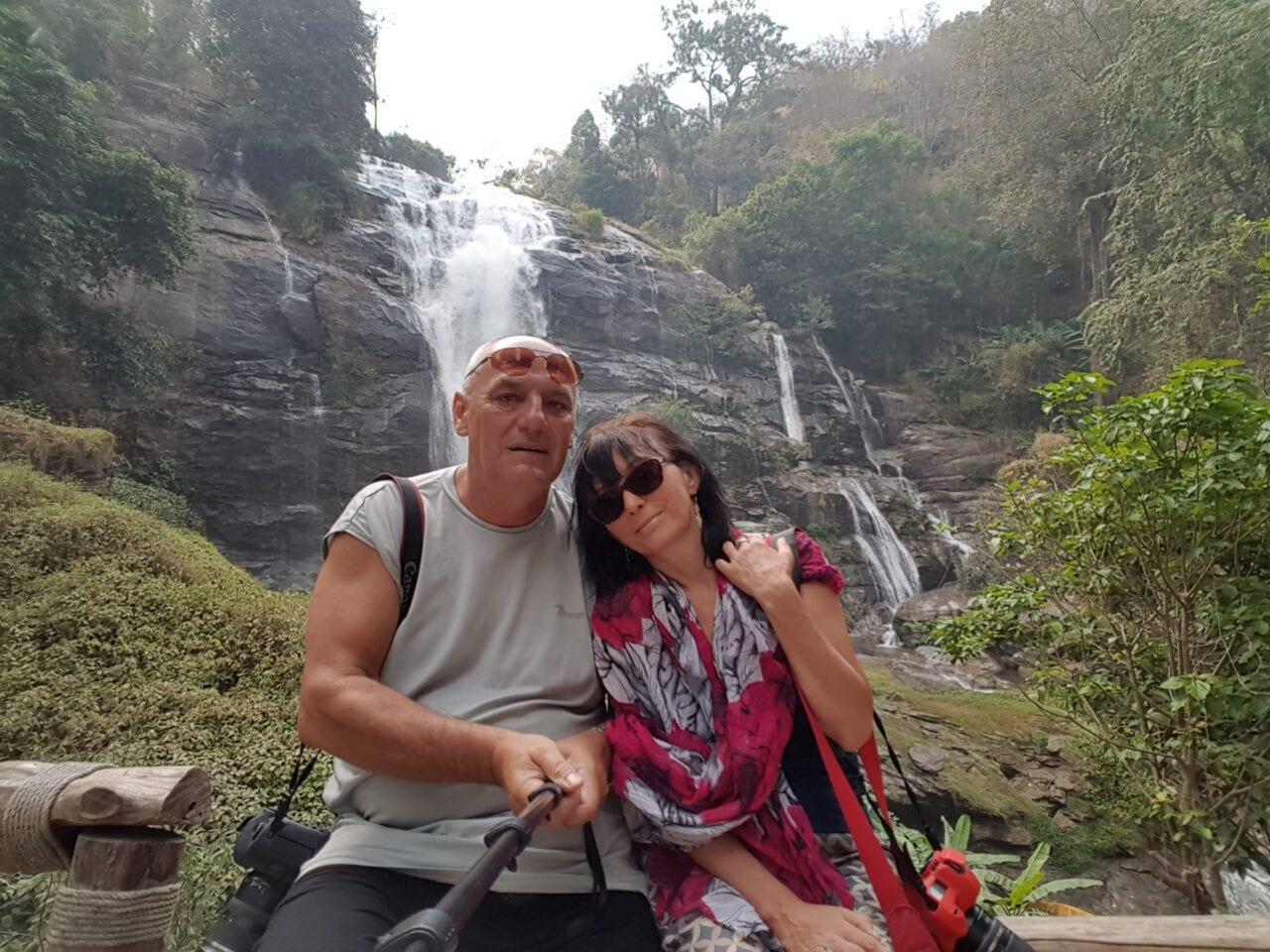 Irena i Marek z bloga Hooltaye w podróży