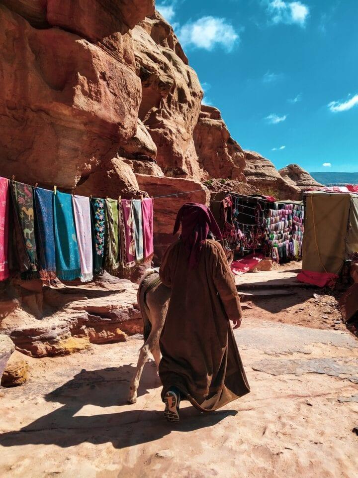 beduini i osly
