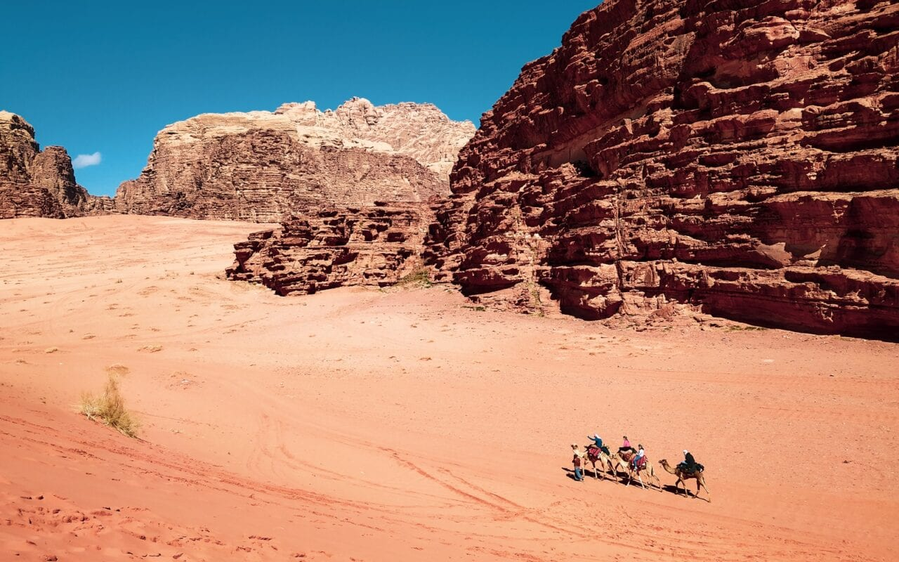 niesamowita Wadi Rum