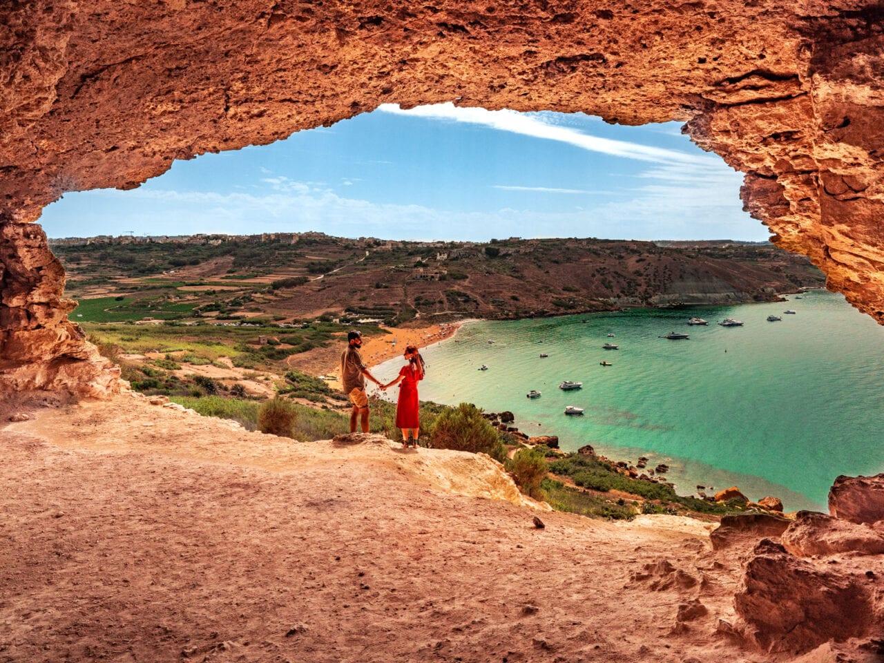 Gozo-Mixta-Cave