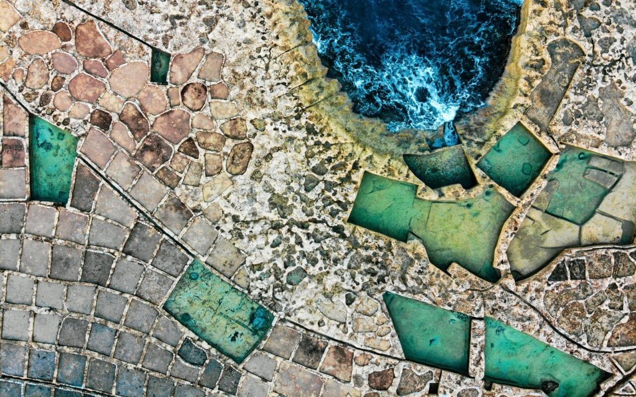 solniska na Gozo