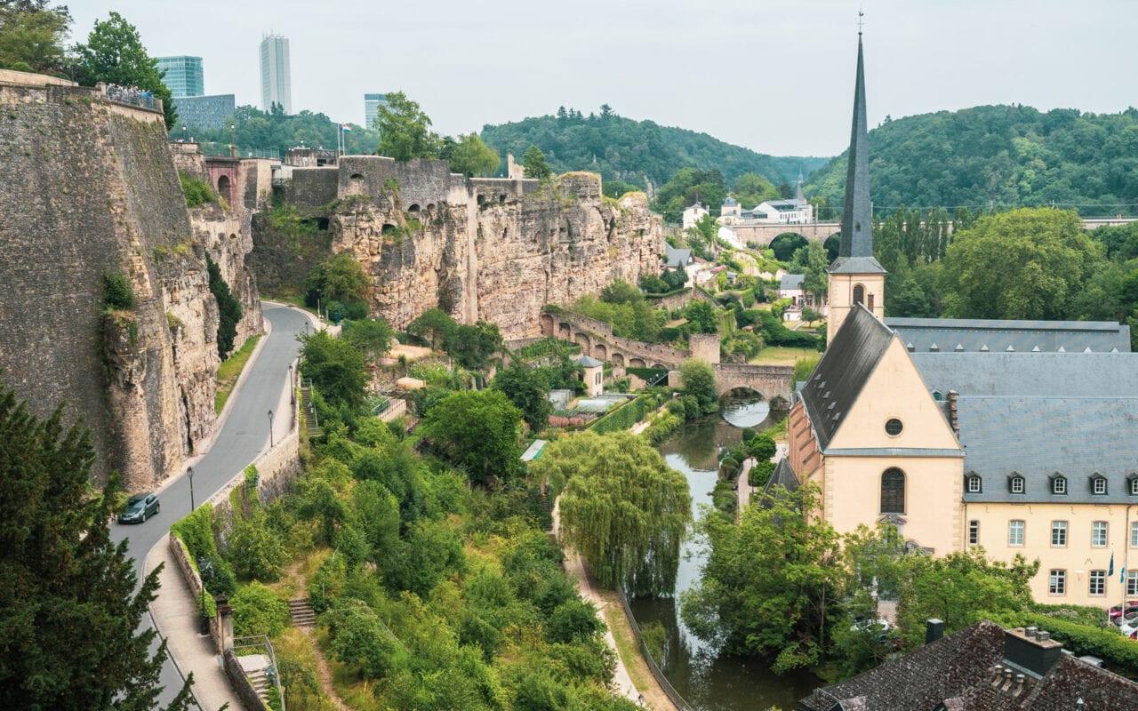 casement du bock Luksemburg