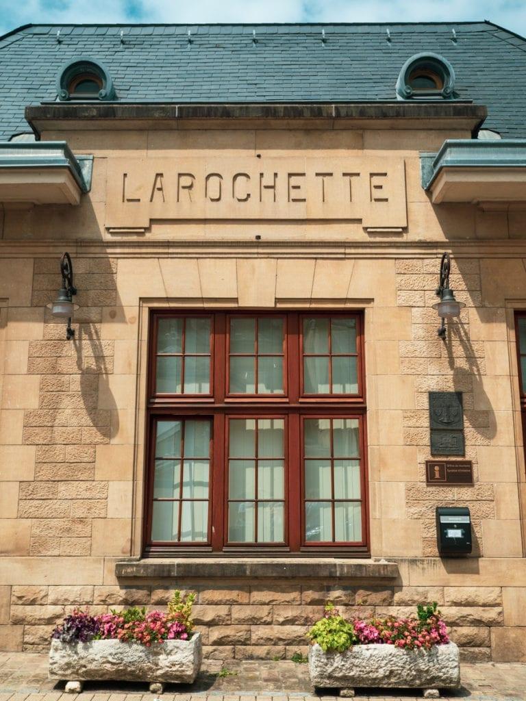kamienica w Larochette
