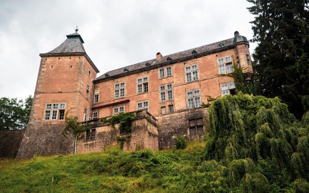 renesansowy zamek beaufort