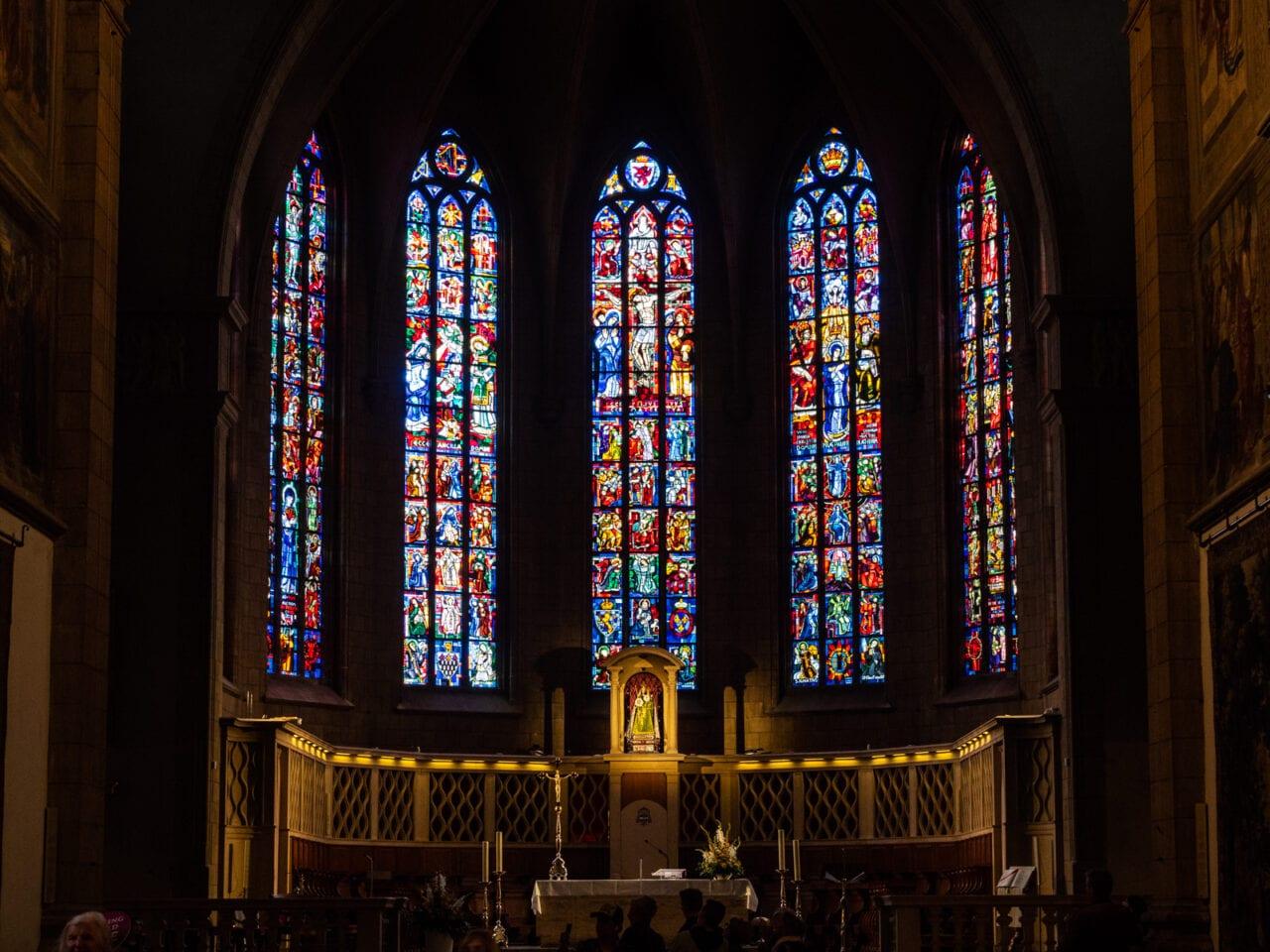 luksemburg katedra notre dame