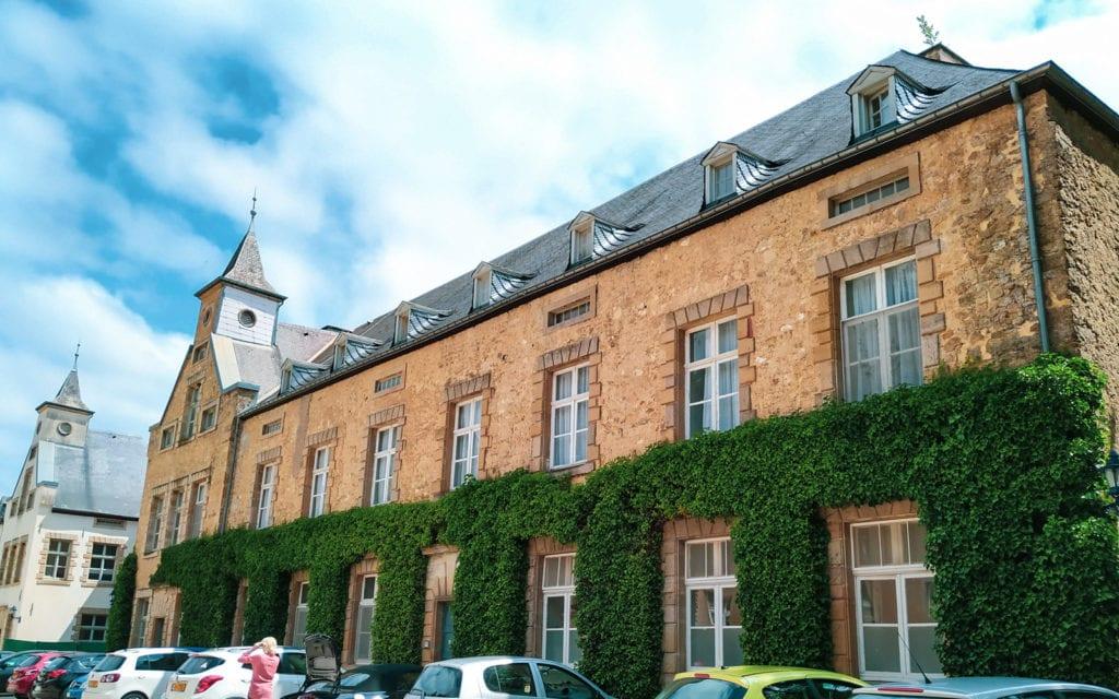 zamek w Ansemburg
