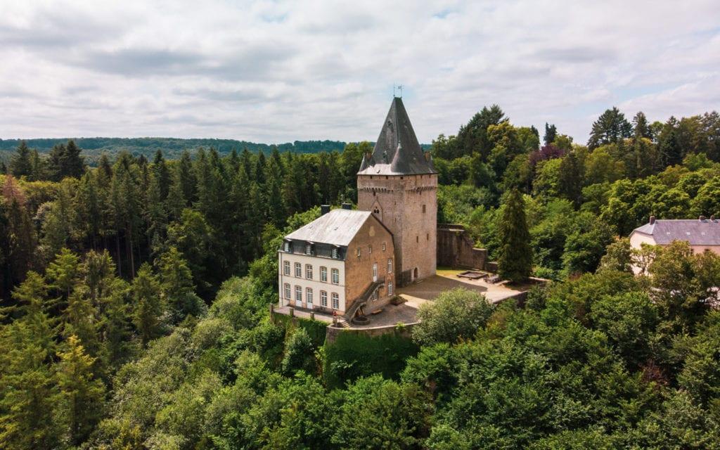zamek w Hollenfels