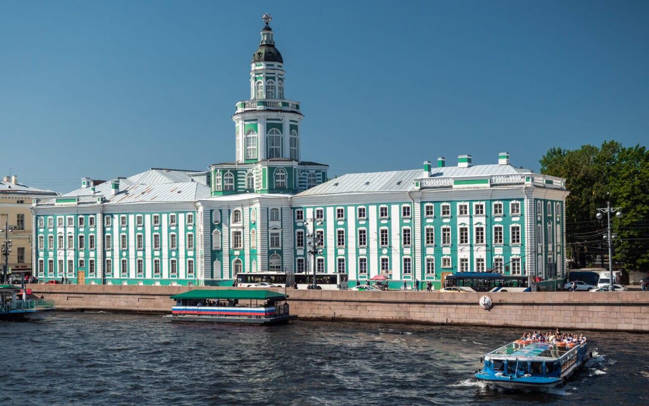 wiza do Rosji St Petersburg
