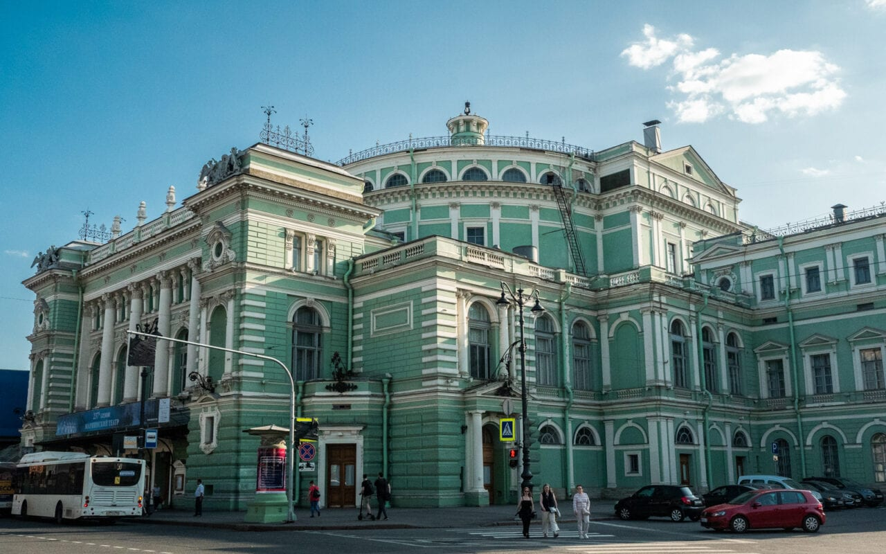 sankt petersburg mariinsky teatr