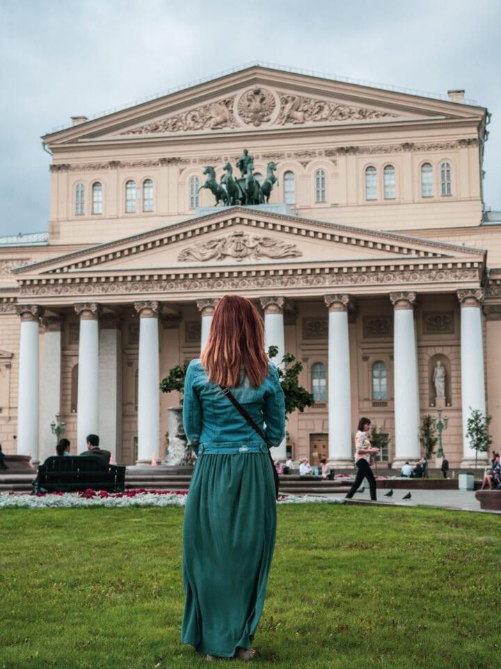 teatr bolshoi moskwa