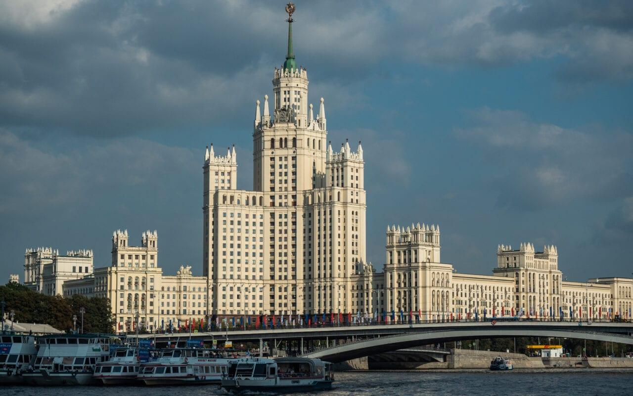 siedem siostr stalina w moskwie
