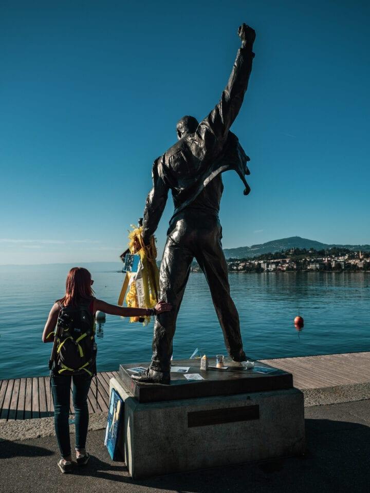 atrakcje-szwajcarii-montreux-pomnik-mercury