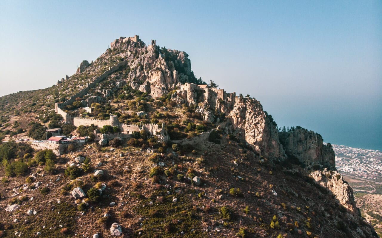 cypr-północny-co-zobaczyc-zamek-hilariona