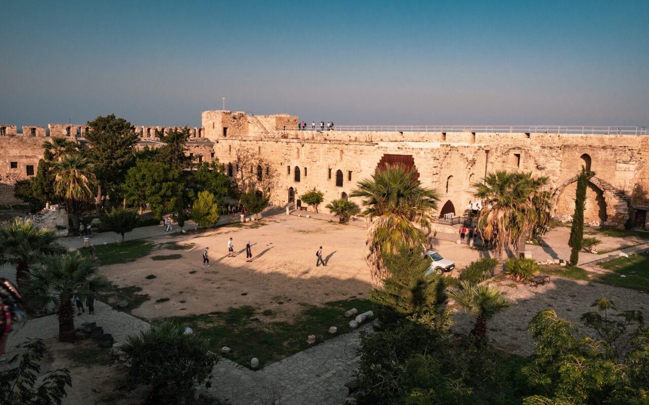 kyrenia-zamek
