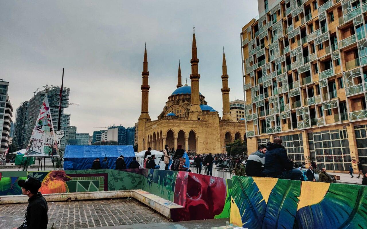 plac-meczennikow-bejrut