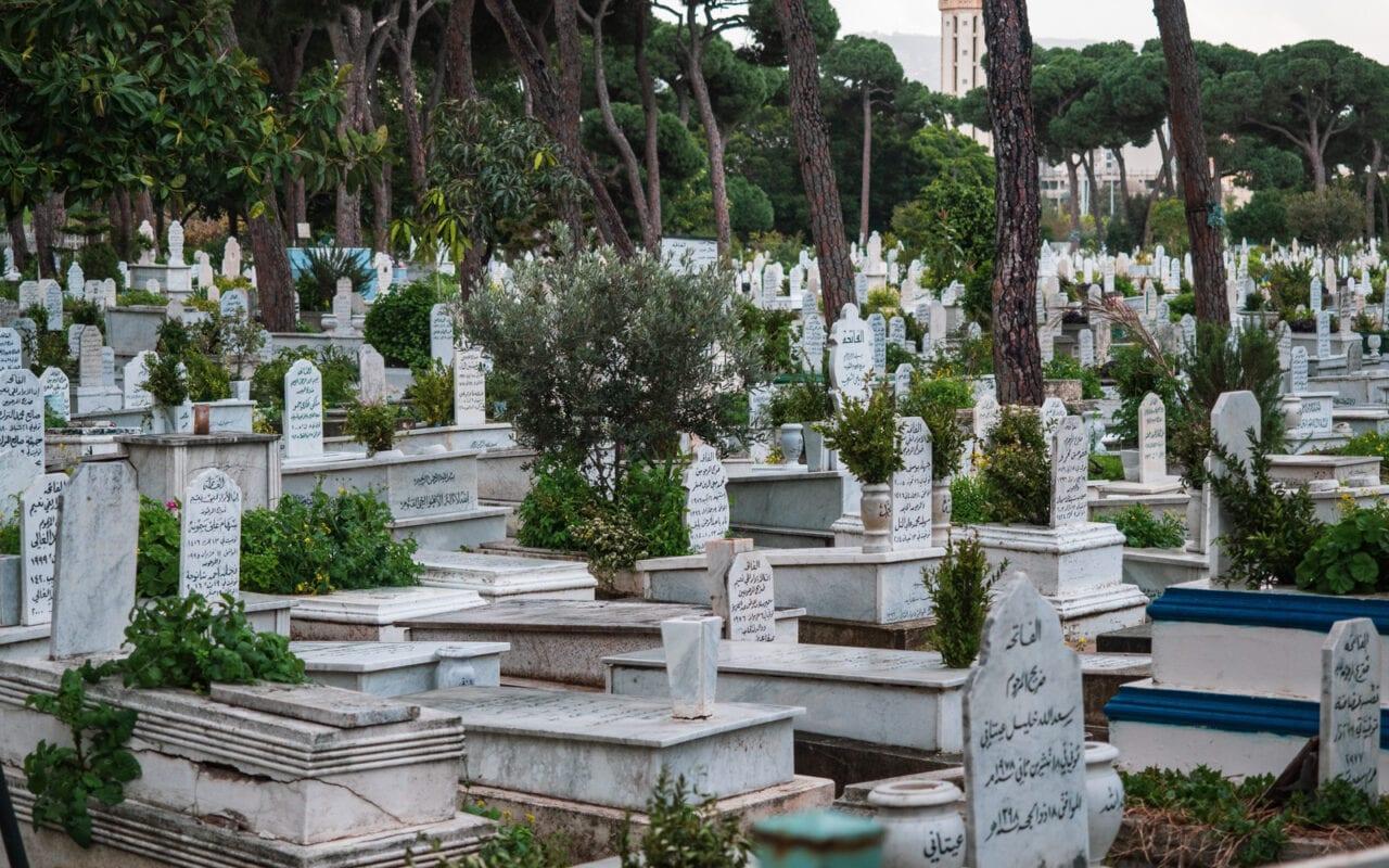 zwiedzanie-bejrutu-cmentarz