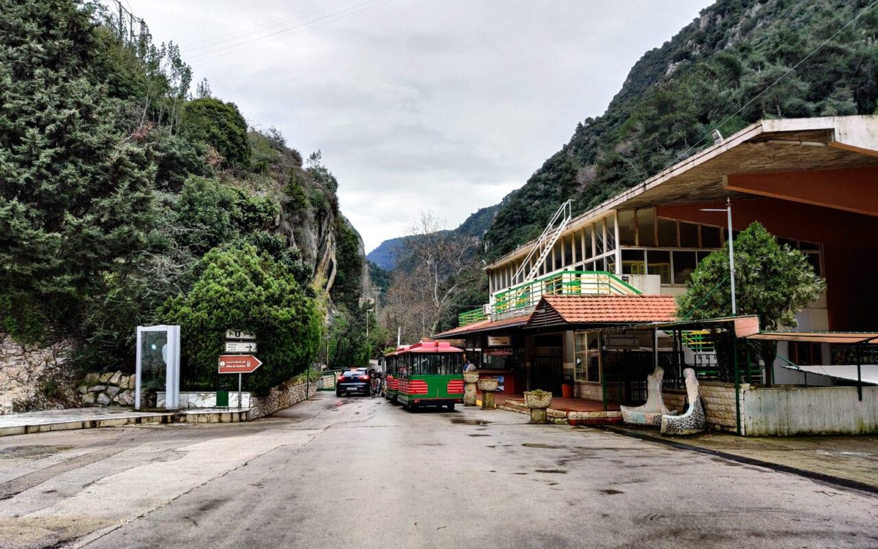 jeita-grotto-wstep