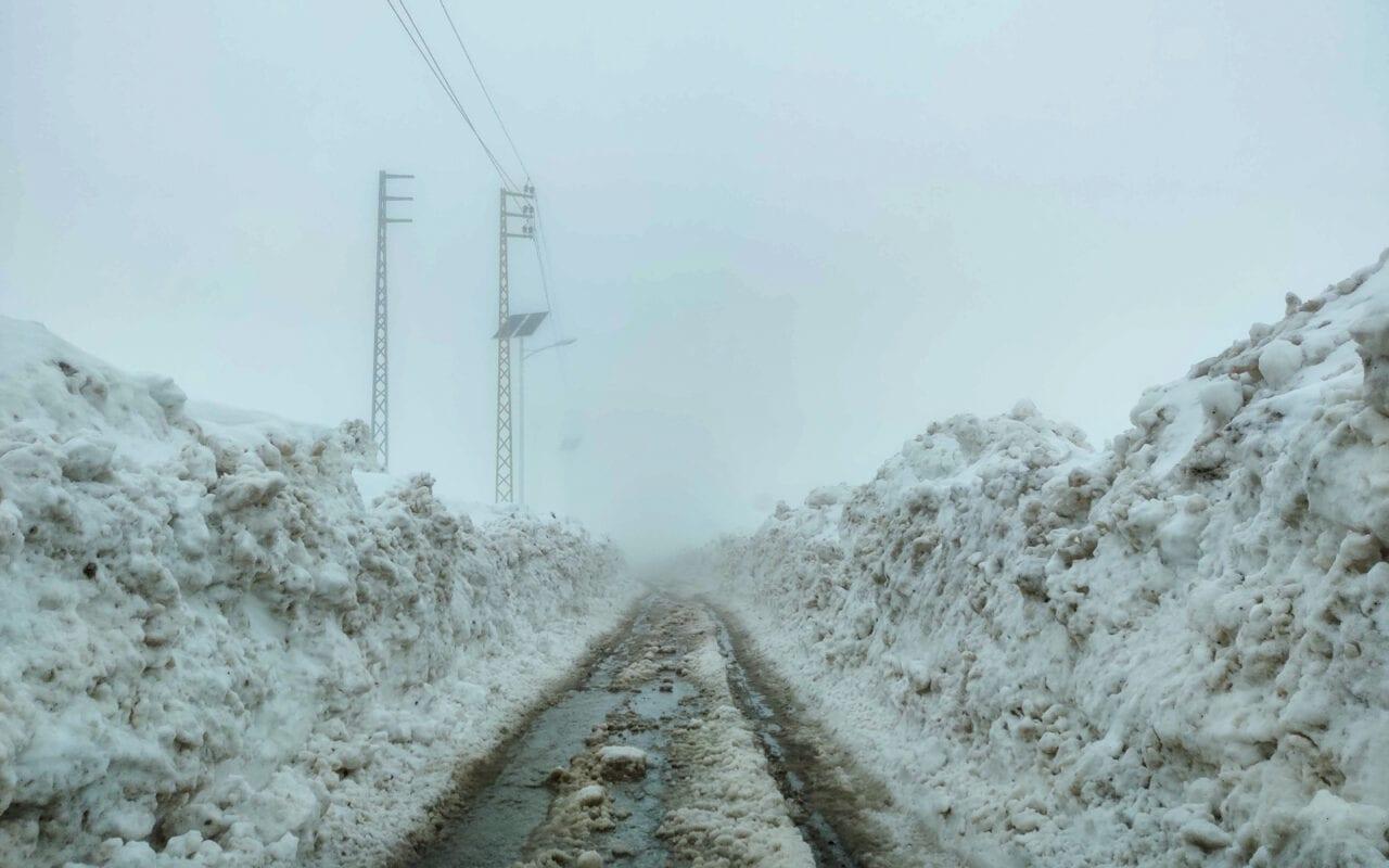 liban-pogoda-w-zimie