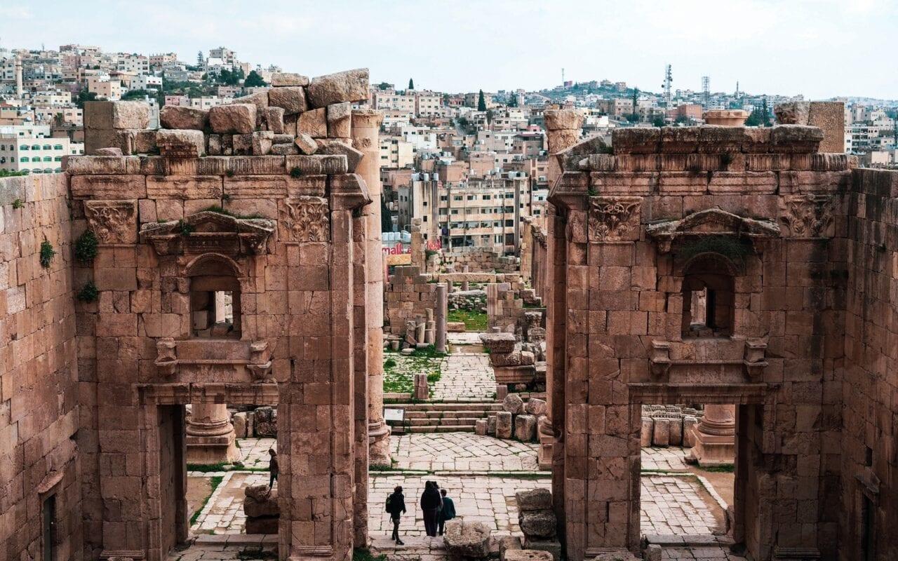 jerash-w-jordanii