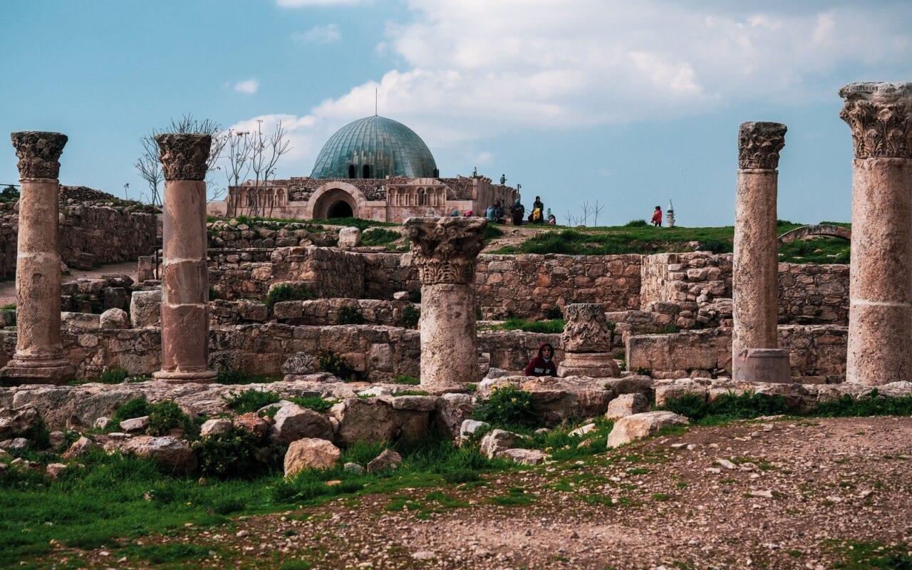 amman-cytadela-zwiedzanie
