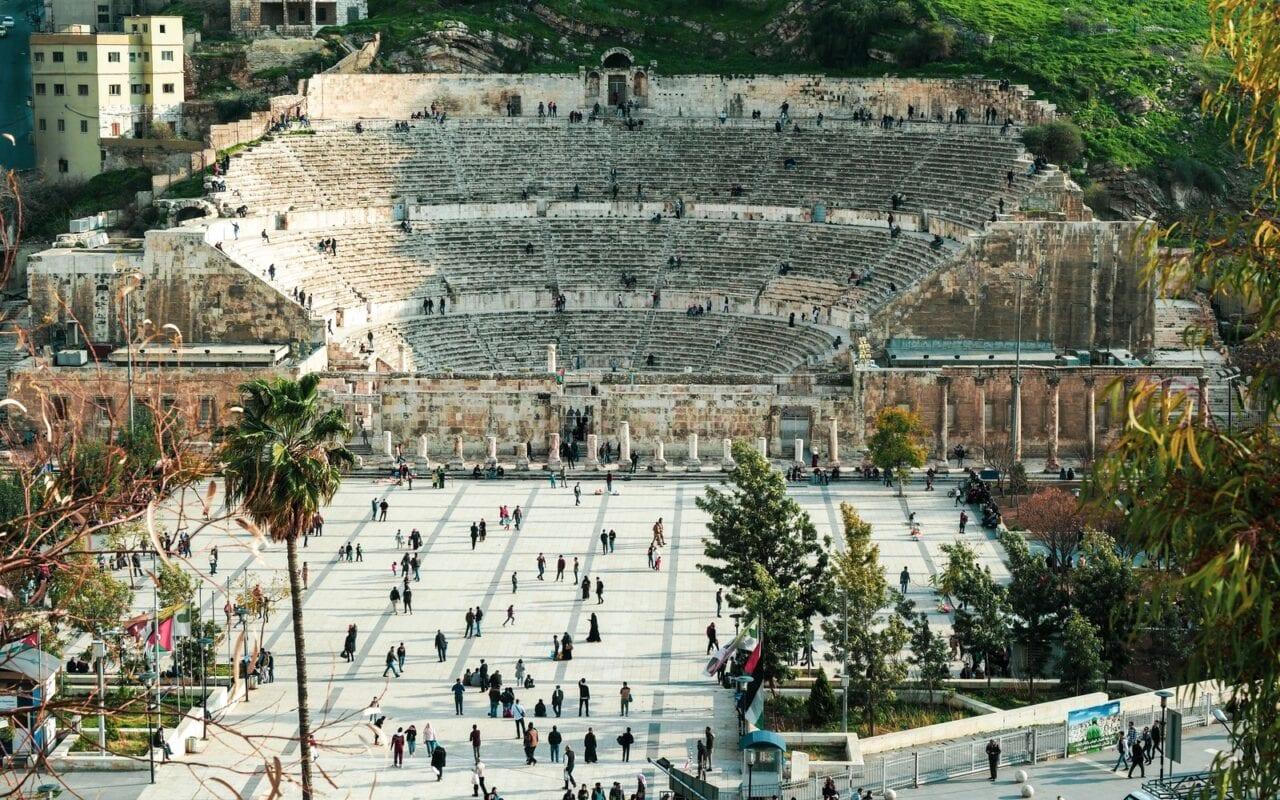 teatr-rzymski-amman