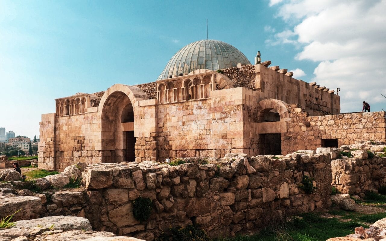 jordania-cytadela