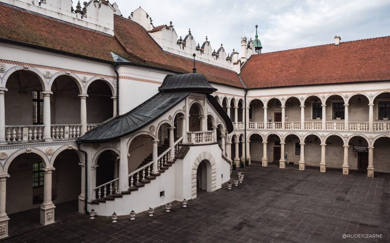 zamki-na-podkarpaciu-baranow-sandomierski-7