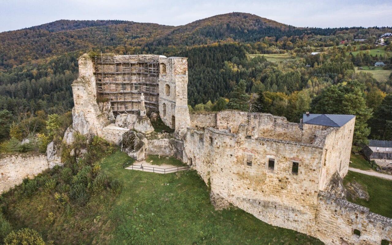 zamek-w-odrzykoniu