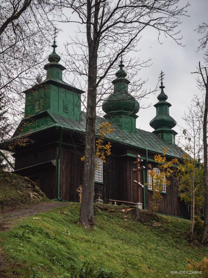 cerkiew-szczawne