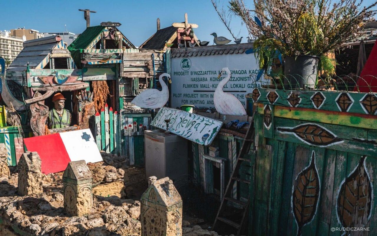 Wyspa-Manoela-wioska-kaczek