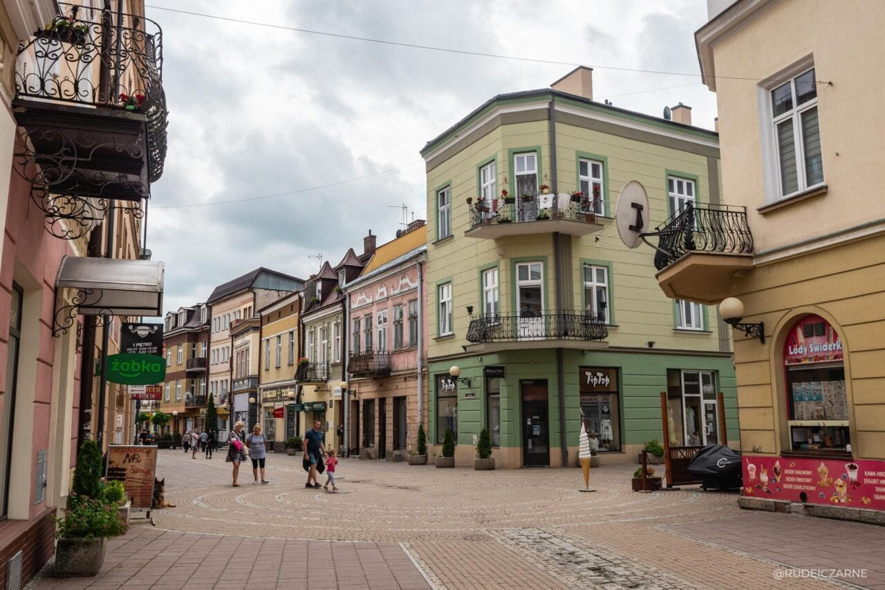 sanockie-stare-miasto